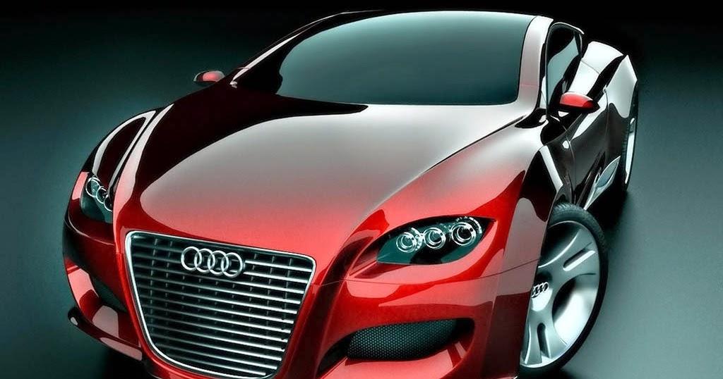 Wallpaper Mobil Sport Merah
