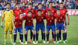 Spain match schedule fifa world cup 2017