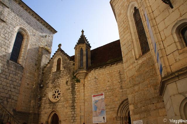 Il Sagrato dei Santuari di Rocamadour