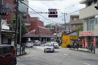 箕面駅前交差点