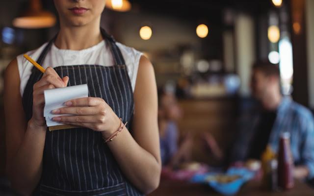 Ζητώ εργασία σε κατάστημα καφέ ή σε fast food