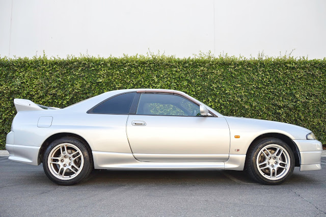 1995 NISSAN SKYLINE GT-R VSPEC FOR SALE IN CYPRESS, CALIFORNIA