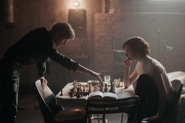 « Le Jeu de la dame » : la série phénomène de Netflix qui fait exploser le nombre de nouveaux joueurs d'échecs !