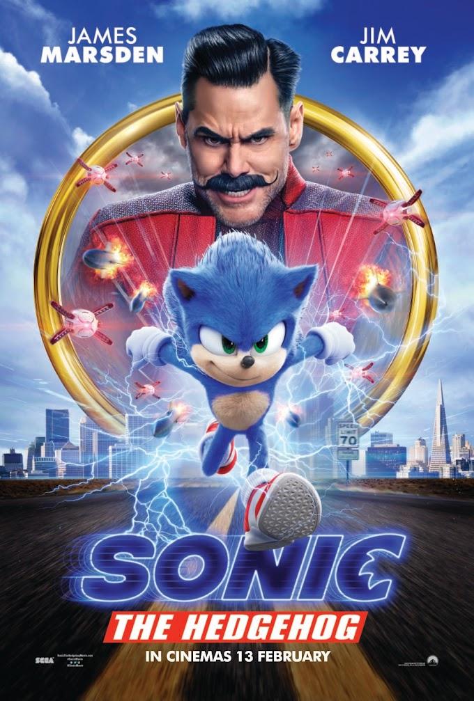 Review Filem Sonic The Hedgehog