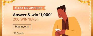 Amazon Alexa On App Quiz