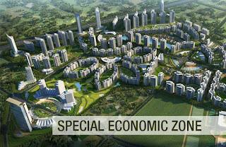Special Economic Zone (SEZ) at West Jalefa, Tripura