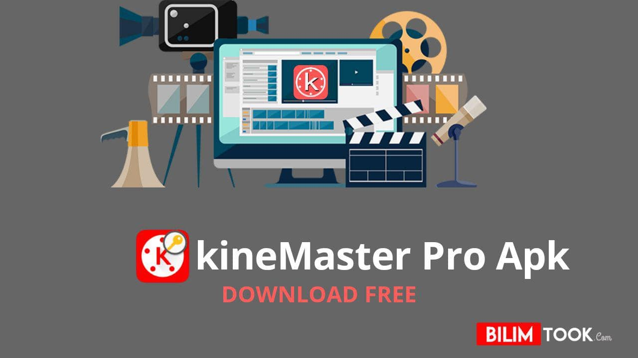 Download KineMaster Pro Apk - Fully Unlocked Apk