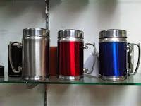 mug stainless, mug murah, mug unik, mug mewah, grosir mug jakarta, jual mug murah jakarta, mug tumbler