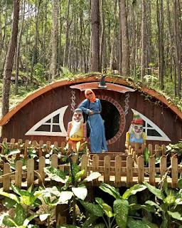 rumah hobbit jogja