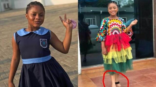 Nakeeyat shares new photos to debunk bleaching allegations