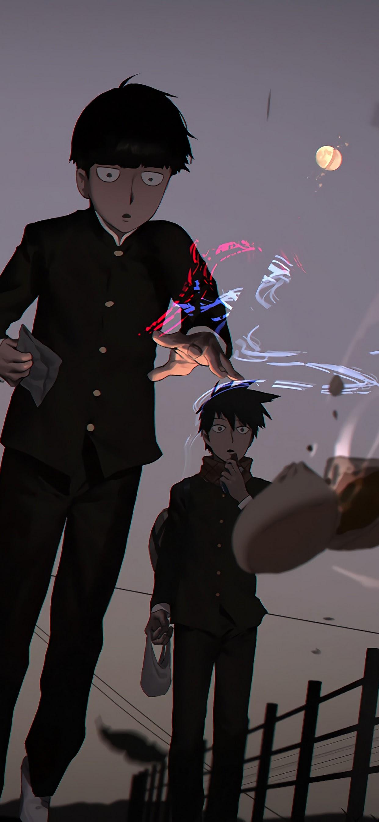 mob psycho 100 anime characters 4k wallpaper 16 mob psycho 100 anime characters 4k