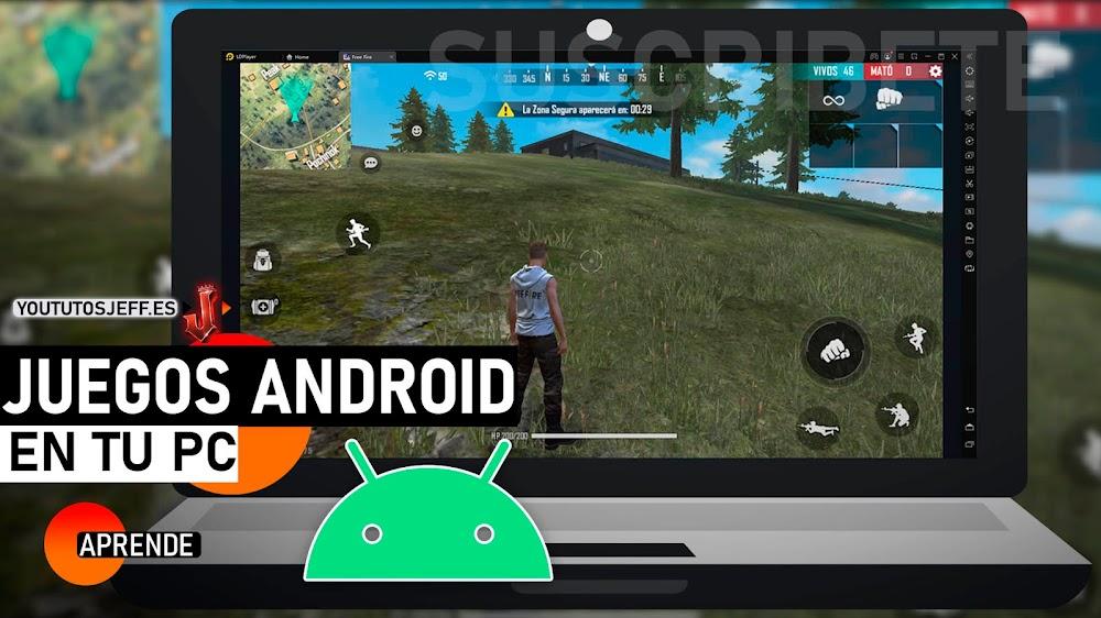 Como Descargar Juegos Android en PC