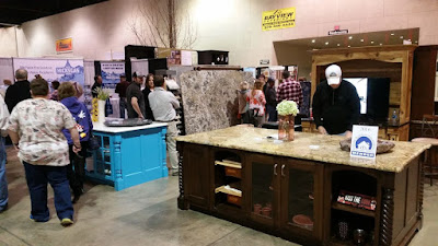 Rich Murray Granite - Peoria Home Show