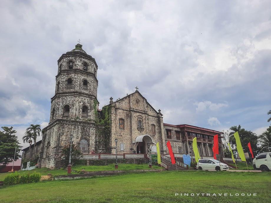 Sta. Maria Magdalena Parish Church (Magdalena)