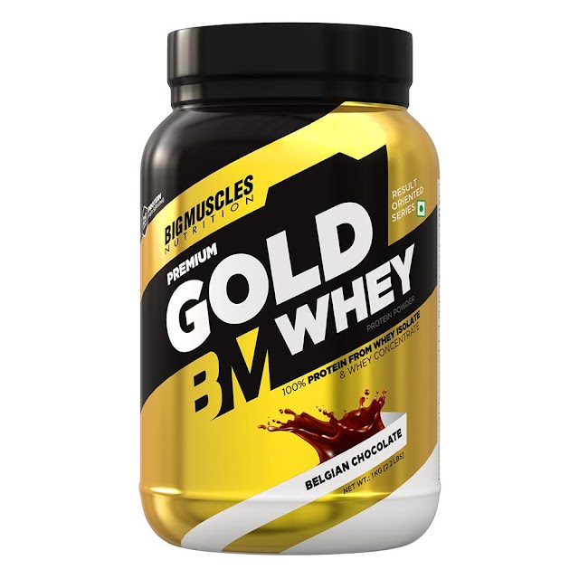 Bigmuscles Nutrition Gold Whey Review