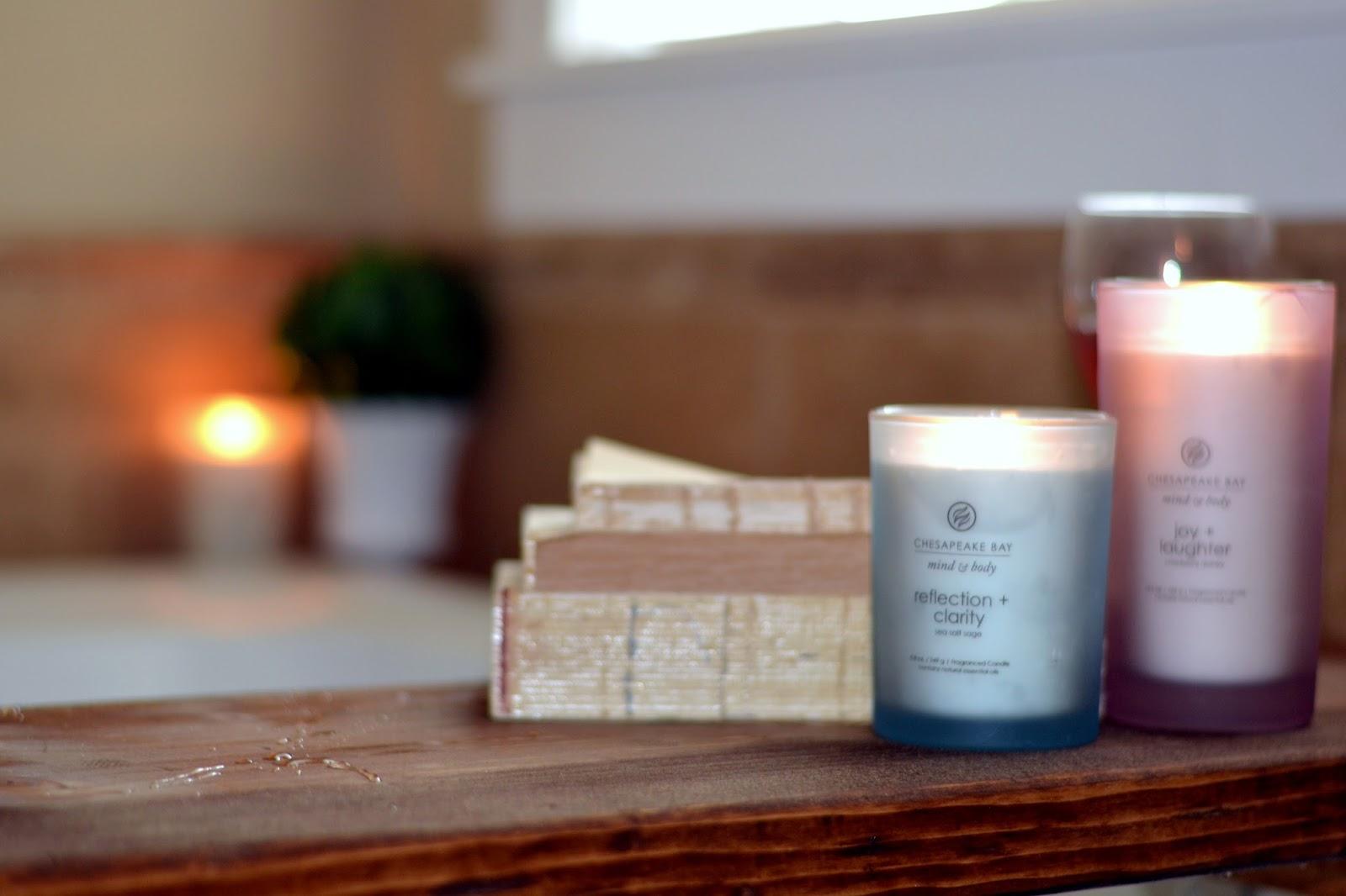 DIY Bathtub Spa Shelf - Rachel Teodoro