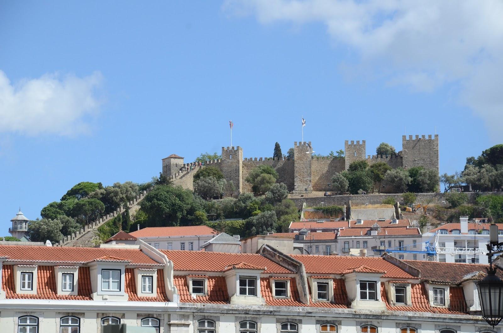 Turismo em Portugal  0 Castelo de São Jorge