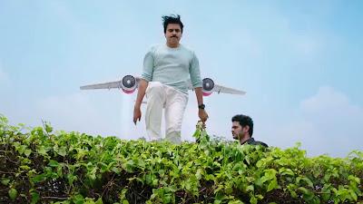 Pawan Kalyan Latest HD Wallpaper In Agnyaathavaasi Movie