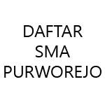 Daftar SMA di Purworejo