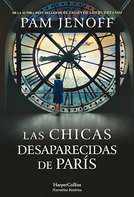 Las chicas desaparecidas de París - Pam Jenoff (2019)