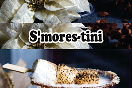 S'mores-tini