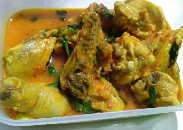 Resep Ayam woku khas Menado Pedas Istimewa