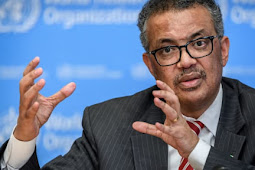 """""""Circumstances In India Is Beyond Heartbreaking"""": WHO Chief Tedros Adhanom On Covid"""
