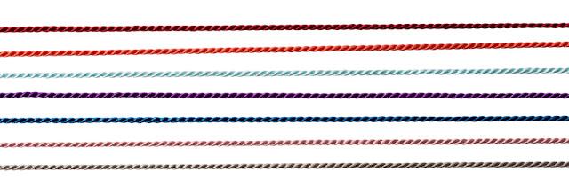 K18 Cord Bracelet コードカラー