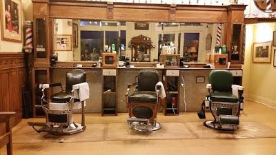 Peluang Bisnis barber shop di medan