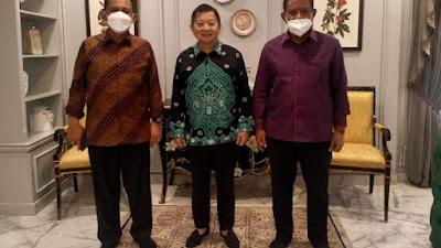 Temui 4 Menteri Dalam Sehari, Gubernur Sampaikan Dinamika Pembangunan di Kepri