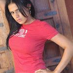 Selena Spice Camiseta Roja Foto 13