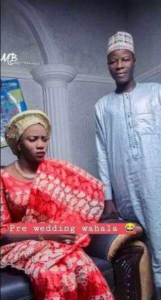 Bride Looks Very Angry In Her Pre Wedding Photos 1