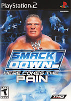 WWE SmackDown! Here Comes the Pain [ Ps2 ] { ISO - Torrent }