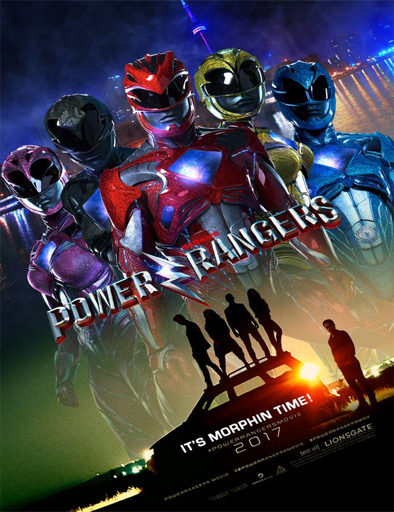 Ver Power Rangers (2017) Online