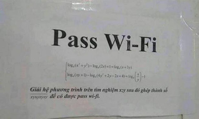 Chồng đi công tác đưa thẻ ATM cho vợ nhưng lại ra đề toán khó, CĐM: hay nhờ ông hàng xóm giải giúp?