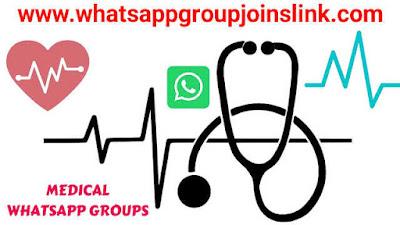 🚑 Medical WhatsApp Group Links