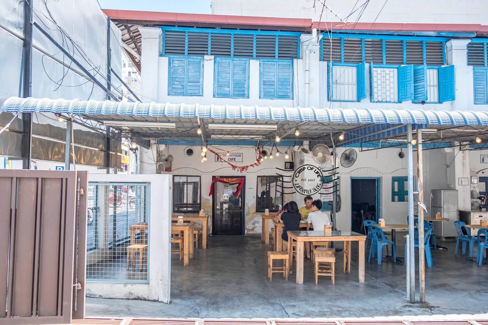 The Lighthouse Cafe at Penang Road, Penang
