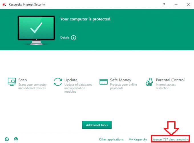 activate kaspersky internet security 2017