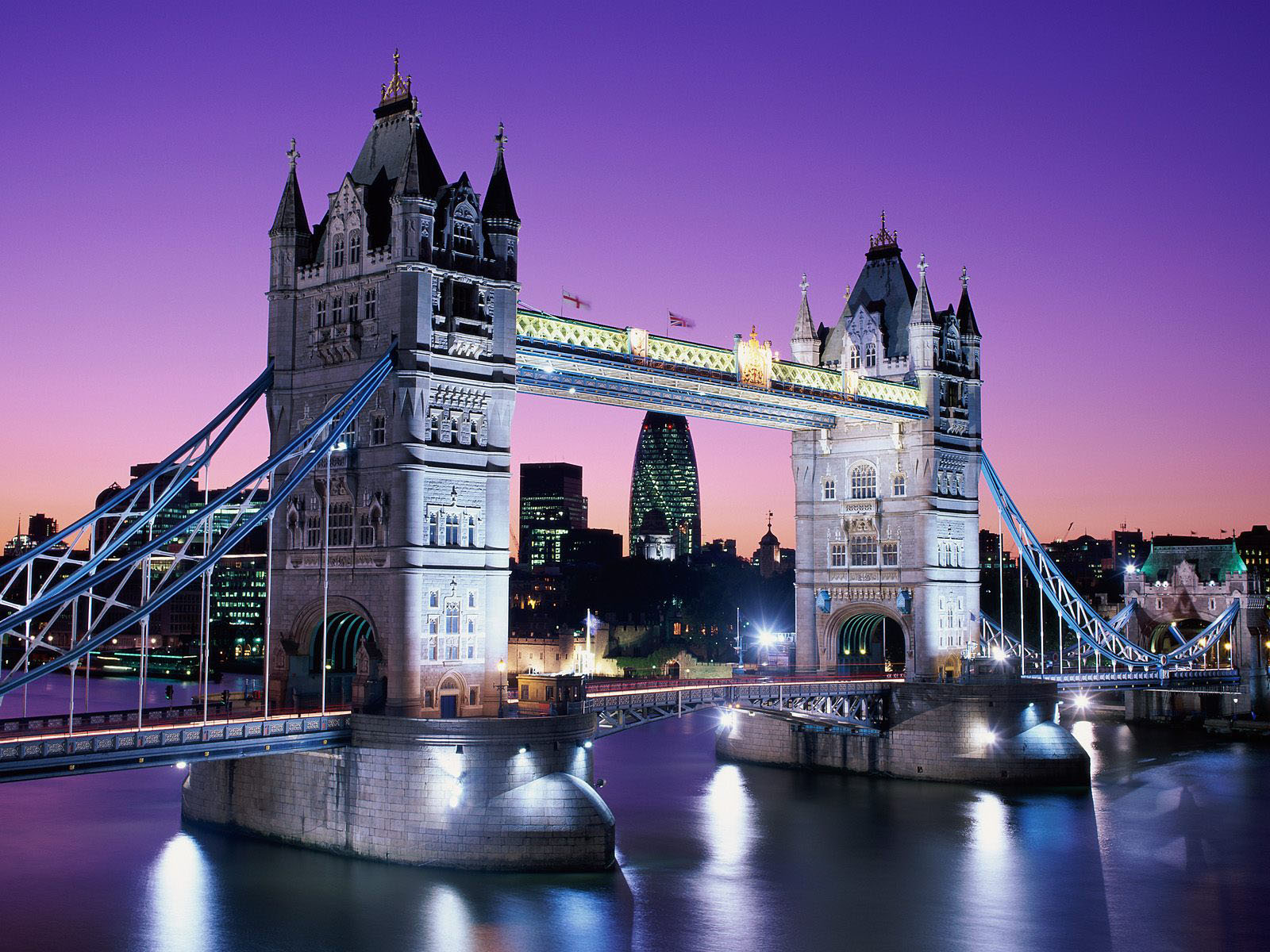 3d Nature Wallpaper Tower Bridge London Wallpapers