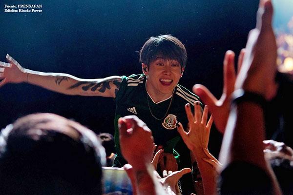 Miyavi Mexico Day2WorldTour review