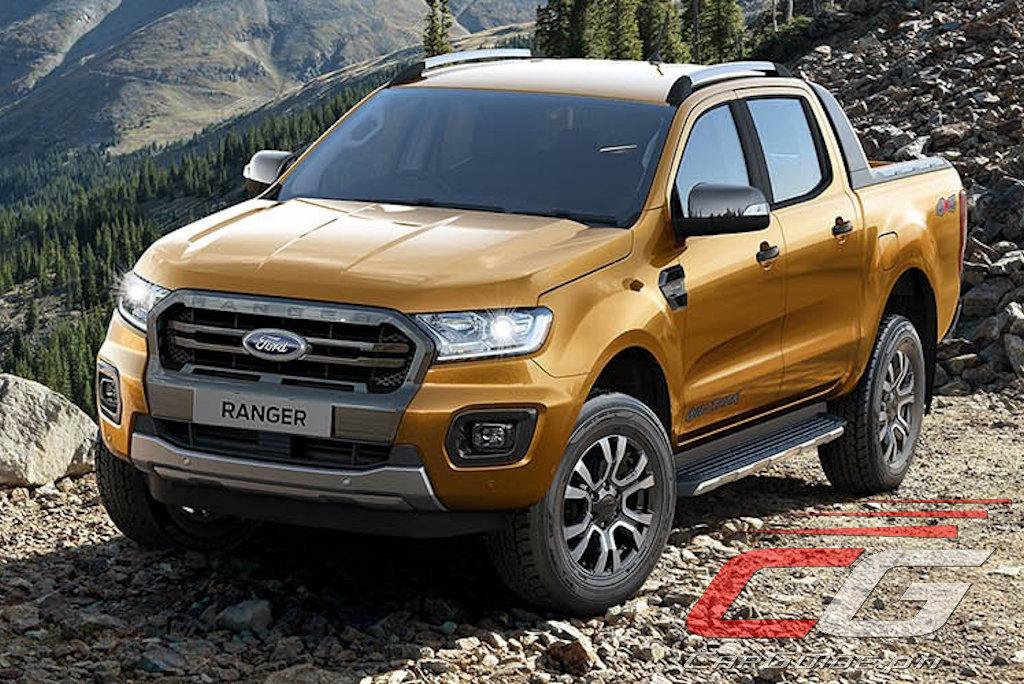 Ford Ranger Raptor, Updated 2019 Ranger Lands in the ...