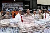 Polisi berhasil Selamatkan 120 M Aset Memiles