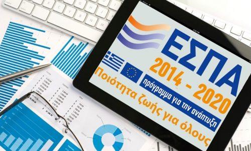 Νέο πρόγραμμα χρηματοδότησης μέσω του ΕΣΠΑ, το οποίο θα δίνει επιδότηση για τη δημιουργία e-shop για τα καταστήματα λιανικής πώλησης, αναμένεται στο τέλος της χρονιάς με προϋπολογισμό 80 εκατ. ευρώ.