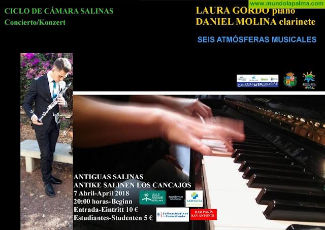 """LAS SALINAS: Concierto """"Seis Atmósferas Musicales"""""""