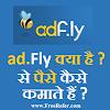 Adfly से पैसे कैसे कमाए - How to use Adfly Full Adfly Review