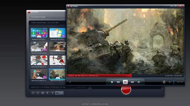 Software Perekam Layar Terbaik Untuk PC