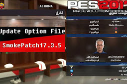 New Option File For SMoKE Patch V17.3.2 - PES 2017