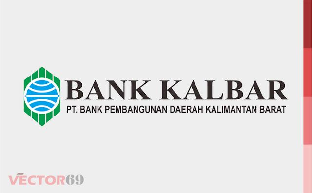 Logo Bank Kalbar Landscape - Download Vector File PDF (Portable Document Format)
