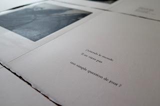 gravure et poésie