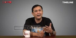 Denny Siregar Mulai Meracau, Tuding Para Perusuh Demo Omnibus Law Dibayar 100 Ribu/Orang